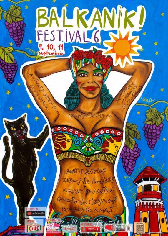 Balkanik Festival 09 - 11 Sept 2016