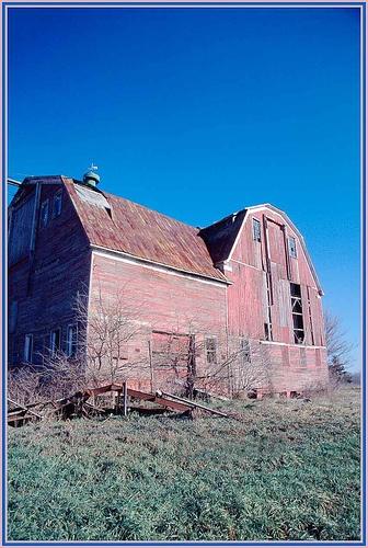 A Big Old Diary Barn  Kalamazoo, MI