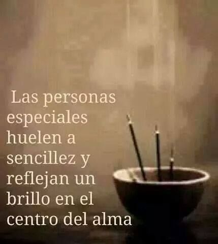 Conocer personas especiales