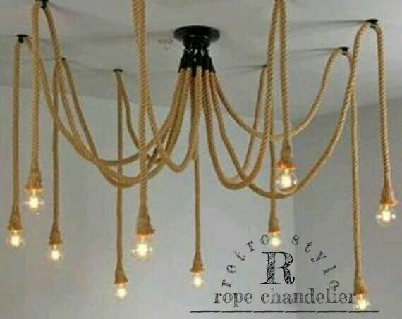 Lights & Lighting Ceiling Lights & Fans Frugal American Country Style Retro Pendant Lamp Decorative Wrought Iron Bar Industry Pendant Lamp Lampshade Fabric