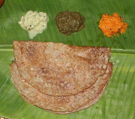 Kambu Dosai/Pearl Millet Pancake/Bajra Dosa (Whole Grain Dosai Series) | Dosaikal