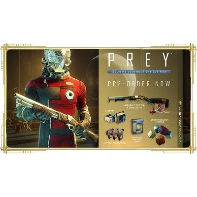 Prey (Xbox One), Video Games
