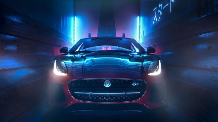 Awesome Jaguar F Type 2018 Front View Jaguar Wallpapers Jaguar F Type Wallpapers Hd Wallpapers Cars Wallpapers 4k Wal Jaguar F Type Jaguar Car Black Jaguar Car Jaguar car wallpaper for pc