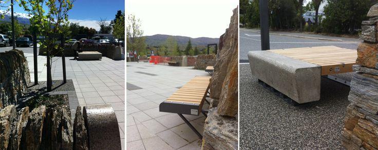 Cromwell street furniture