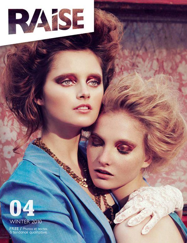 Cover Raise Magazine  Issue #4