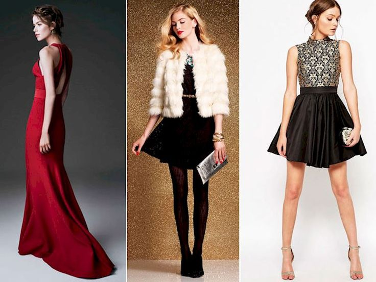 WHAT TO WEAR FOR CHRISTMIS?