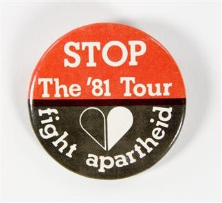HART (Halt All Racist Tours) was an organization which went against the 1981 Springbok tour, as they saw this as supporting Aparthied and wanted NZ to stop having sporting contact with South Africa.