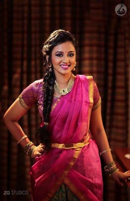56+ ideas south indian bridal hairdo hair dos for 2019 #hair #bridal