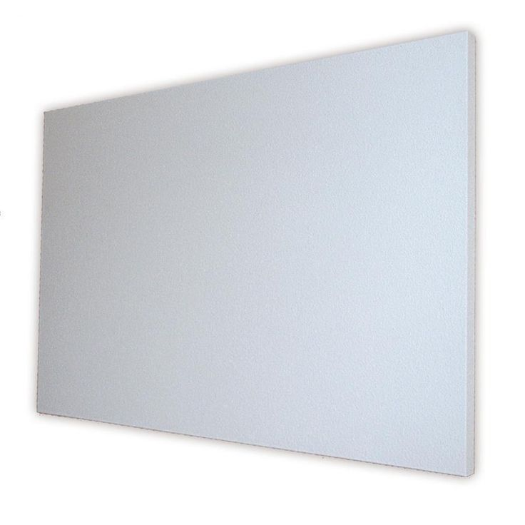 Infrarot-Flächenheizung COMFORT 200-M mineralbeschichtet, 200 W, weiß