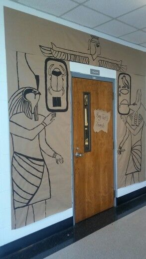 Starting a egyptian art unit this week