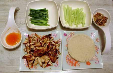 Cucina cinese: anatra alla pechinese