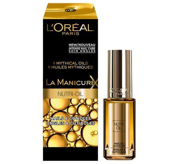 Το L'Oreal La Manicure Xtreme Nutri Oil είναι ένα μοναδικό μείγμα από 11 πλούσια έλαια, τα οποία χάρη στα θρεπτικά τους συστατικά βελτιώνουν την εμφάνιση των νυχιών. Μαλακώνει και περιποιείται τα πετσάκια. Ενυδατώνει τα νύχια και τα προστατεύει από το σπάσιμο και το ξεφλούδισμα. Το αποτέλεσμα είναι