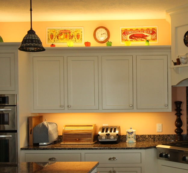 Strip Lighting For Kitchens 118 best led lighting for kitchens images on pinterest kitchen 118 best led lighting for kitchens images on pinterest kitchen dining kitchen dining living and arquitetura workwithnaturefo