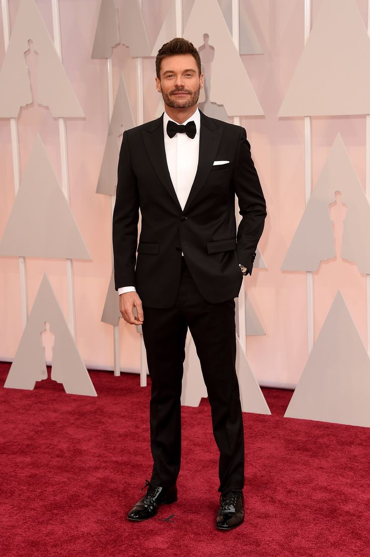 All The Red Carpet Arrivals From The  Oscars Ryan Seacrestoscars