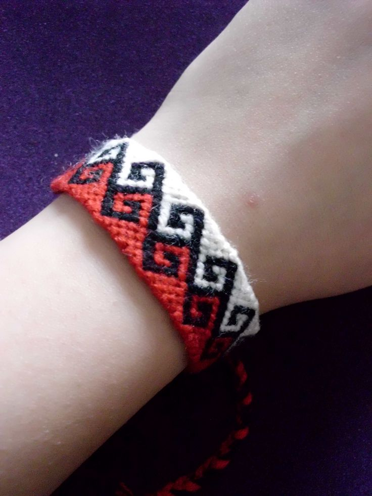 Friendship bracelet <3