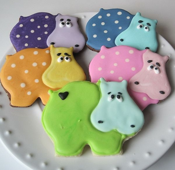 Animal Cookie Cake Pops