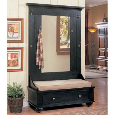 25 Best Ideas About Hall Tree Bench On Pinterest Hall Tree Storage Bench Entryway Bench Coat