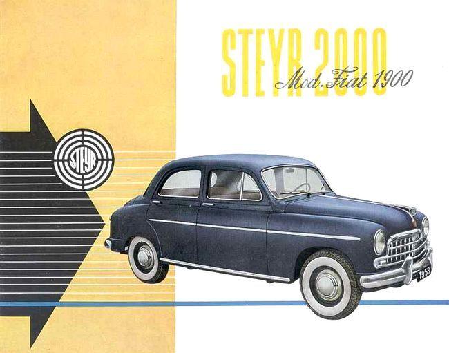 STEYR 2000