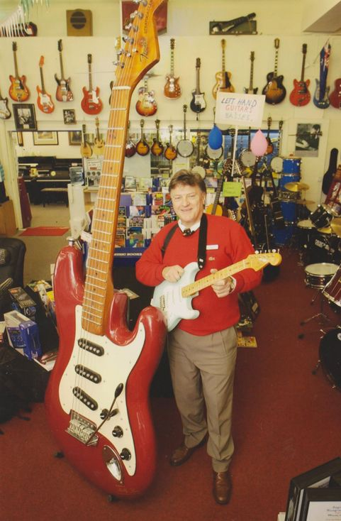 Owen founded Royce Music House in the late '60's and the International Music in Toowoomba from 1992 – 2011