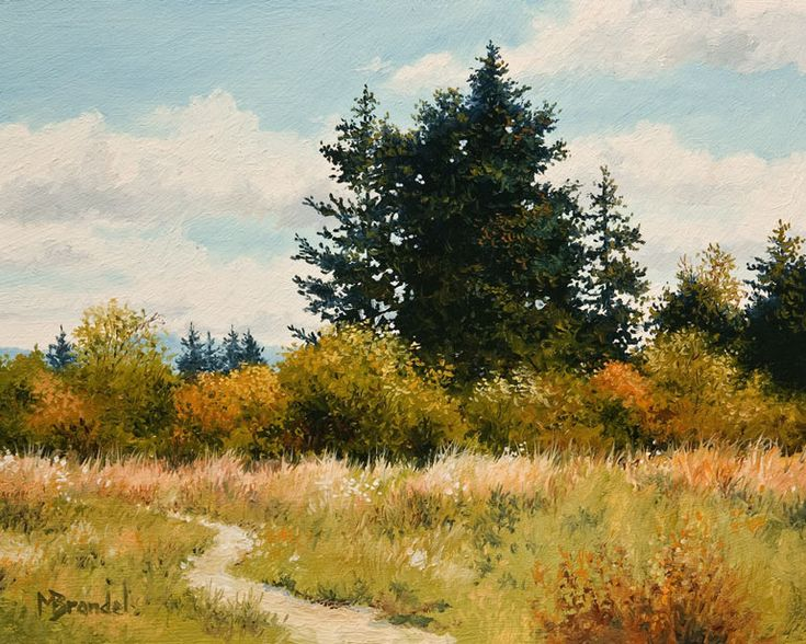 Estuary Trail, by Merv Brandel