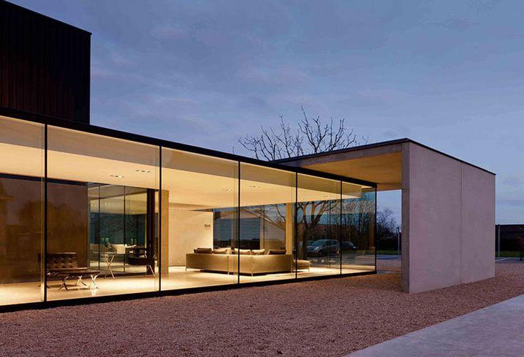 Obumex by Govaert & Vanhoutte Architects