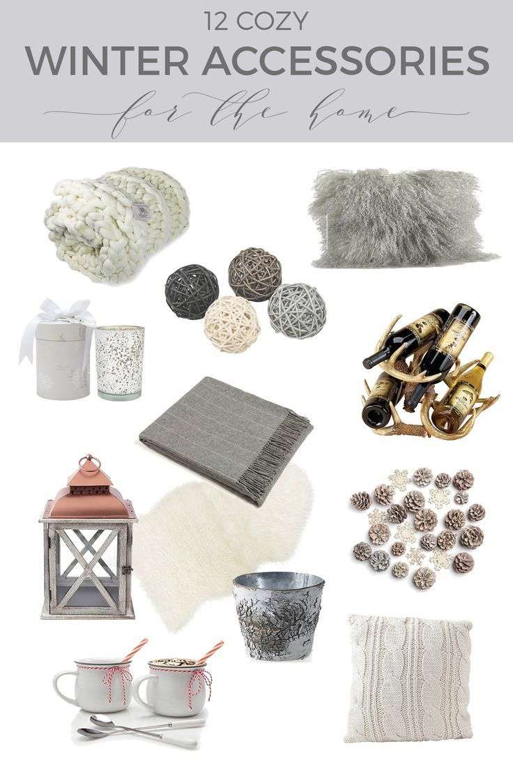48 best Winter Home Decor 2018 images on Pinterest ...