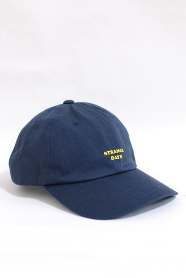 ANTI SOCIAL SOCIAL CLUB STRANGE DAYS CAP  9,800円(内税)