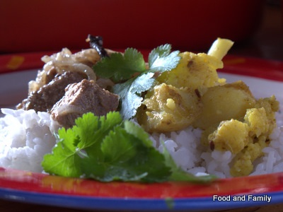 Aloo Gobi recipe - If you can't bend it like Beckham, at least you can cook aloo gobi.