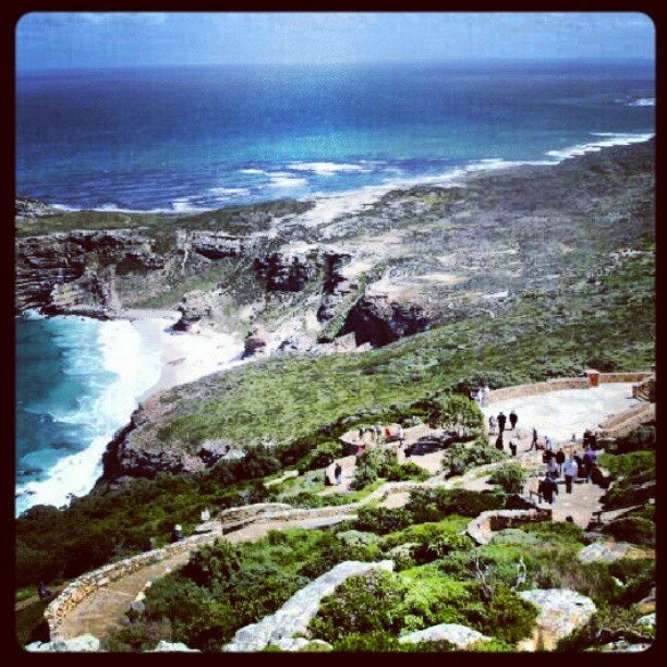 Cape Point, Cape Town, South Africa. by AfricanTours, via Flickr
