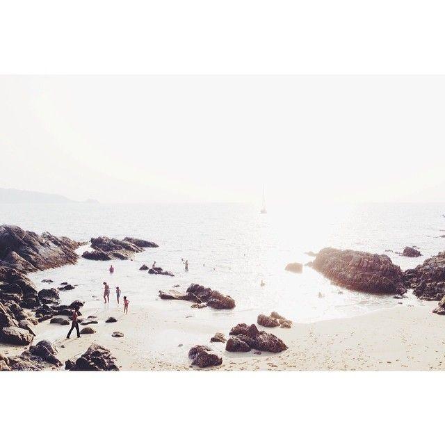 kalim beach, thailand