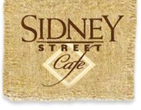**have not been here** Sidney Street Cafe Very expensive, romantic, requires advance reservations. We have a gift certificate to use!!