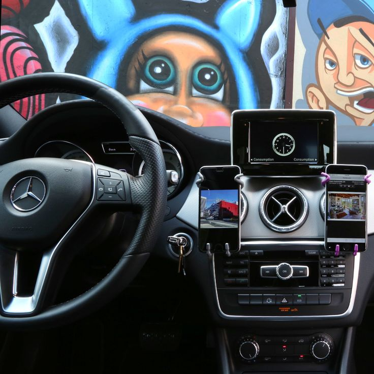 Top 37 ideas about car phone mount on pinterest the for Mercedes benz phone mount