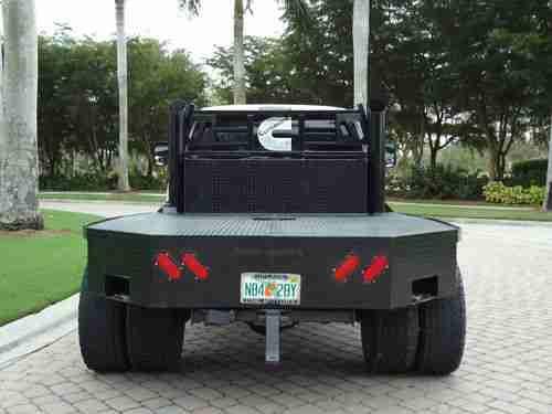"dodge+diesel+4x4+flatbed+pickup | 1999 Dodge Ram 3500 Cummins Diesel 4x4 Flatbed Dually 7"" Stacks Slt 35 ..."