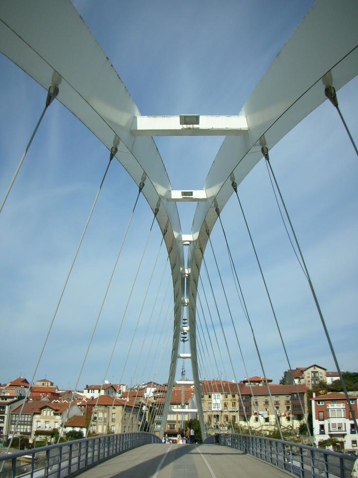 Puente de Plencia   Basque Country