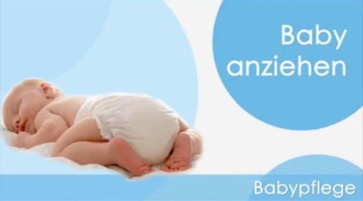 Das Baby anziehen: So geht es einfach und richtig | NetMoms.de