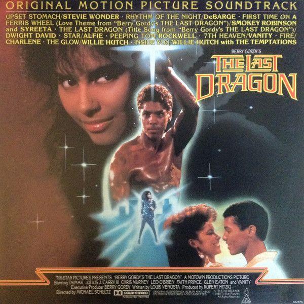 Various Berry Gordys The Last Dragon Original Motion Picture Soundtrack