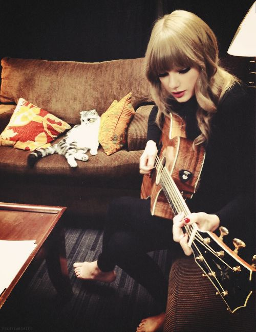 T. Swift & Meredith.