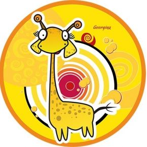 Hipbazar   Vinyl de Parede para crianças- Simplesmente delicioso. #chezmaga @chezmaga.com