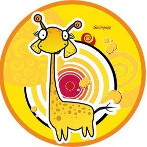 Hipbazar | Vinyl de Parede para crianças- Simplesmente delicioso. #chezmaga @chezmaga.com