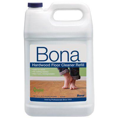 Bona 128-fl oz Hardwood Floor Cleaner Refill