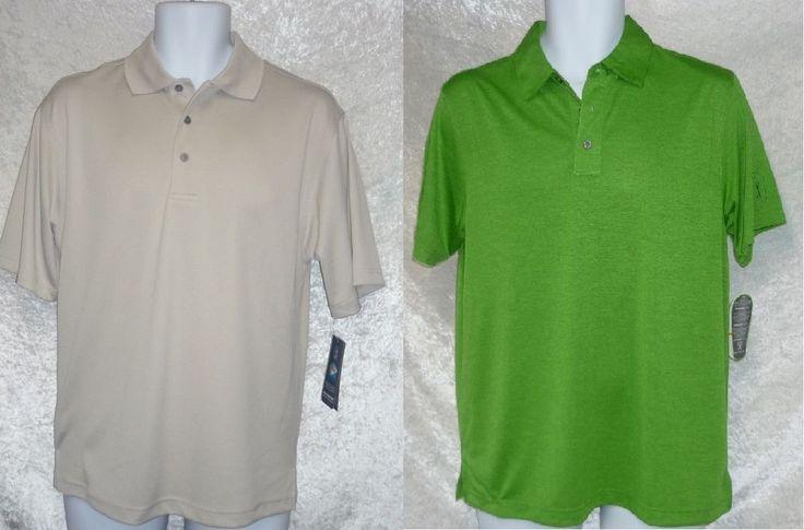 PGA Tour men's golf polo Shirt Short Sleeve Dry moisture Polyester size S NEW  19.99 free us shipping http://www.ebay.com/itm/PGA-Tour-mens-golf-polo-Shirt-Short-Sleeve-Dry-moisture-Polyester-size-S-NEW-/262014670166?ssPageName=STRK:MESE:IT
