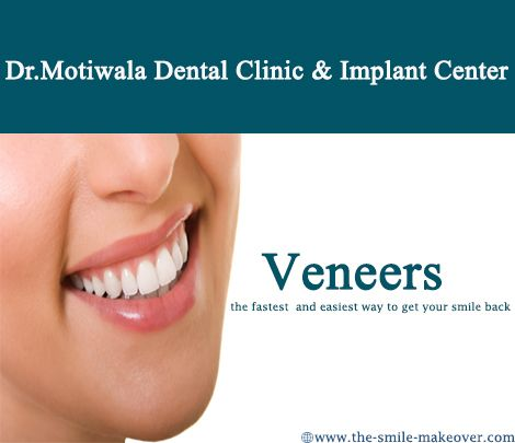 Want to have a perfect Smile? #Veneers could be the right solution for your problem Veneers can correct broken, creviced, weakened or discolor teeth. So you don't need to stay with gaps yellowish or embarrassing teeth. It can return real structural integrity to damaged teeth while leaving them as naturally good and Dental Veneers cost also less expensive. http://the-smile-makeover.com/veneers.php