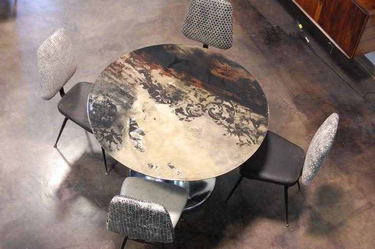 dinner table by Draga Obradovic