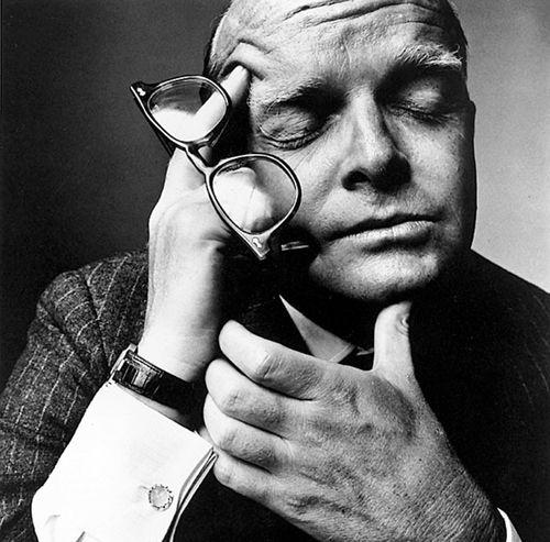 Truman Capote  ©Irving Penn