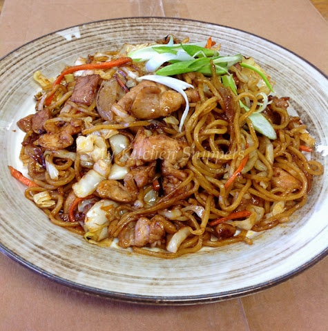 18 best yakisoba images on pinterest chinese food cooking food my kitchen snippets chicken yakisoba forumfinder Choice Image