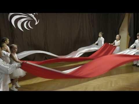 PISK BIAŁEGO ORŁA (3) - WYSTĘP 5-LATKÓW Z OKAZJI 11-LISTOPADA - YouTube