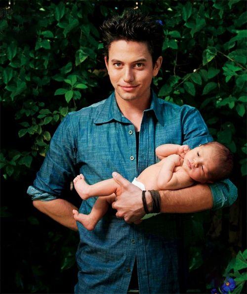 jackson rathbone wife and baby