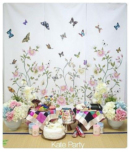 나비 전통상 (백일상대여,전통백일상대여,전통돌상대여,전통상) : 네이버 카페