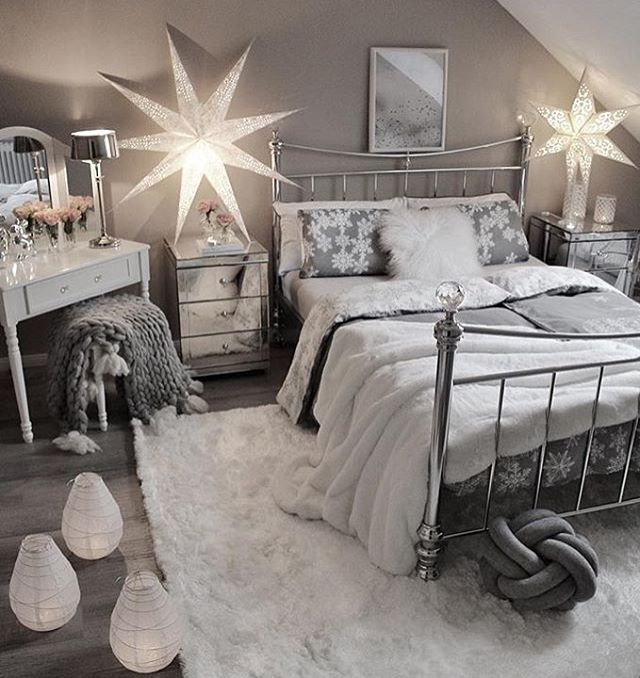 Sweet dreams photo @gozdeee81 #inredning #hjemmekos #hjem #interiørdilla #interior12follow #hem #sovrum #soverom #interiørtips #bedroom #interior #interiørdesign #interiör #interiørinspirasjon #christmas #nordiskehjem #bedroomdesign #dekor #hem #interiør #vackrahem #skönahem #dagensinteriør #tipstilhjemmet #sovrumsinspo #hemma #interior #innredning #mynordicroom #ukensprofil #christmas - Architecture and Home Decor - Bedroom - Bathroom - Kitchen And Living Room Interior Design Decorating…