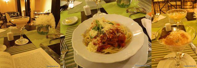 Comer em Bogotá - restaurante La Scala